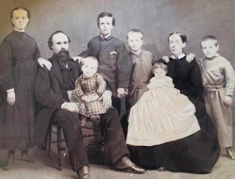 history-ellis-family
