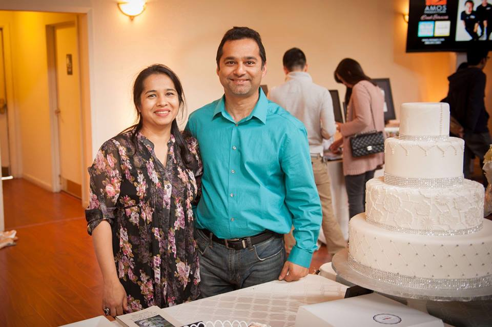 Fatema from Cake Delight