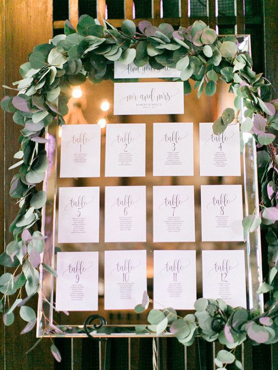 ... Display Your Seating Chart. They Can Be Elegant And Traditional, Or  Trendy And Modern. Dress Them Up With Florals, Or Add A Fun Frame.