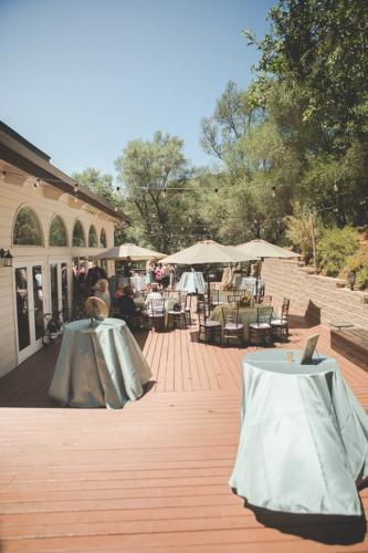 Terrace Room Patio