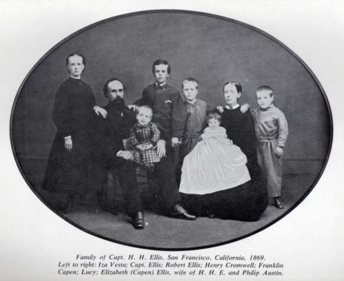 Ellis Family 1869