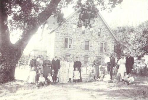Ellis Family 1895