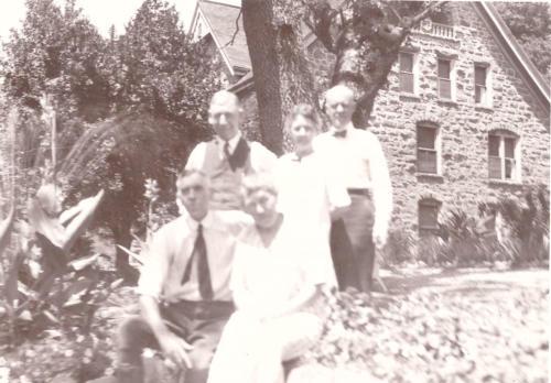 Family Members at Elliston
